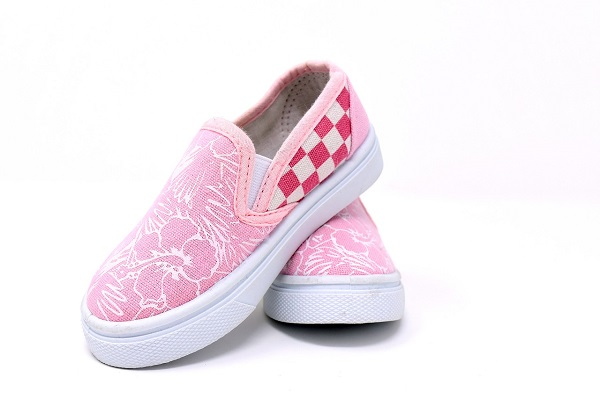 buty różowe